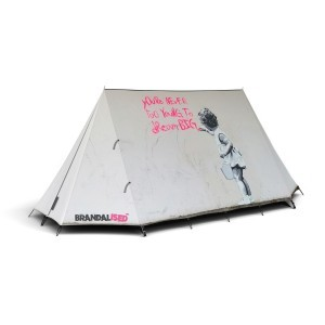 Never Too Young Tent