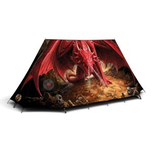 Dragons Lair Tent