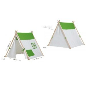 Driehoek Tent - BS (GA257)