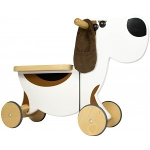 Sit'n' Ride loopfiets Hond - Gepetto (NRP01)