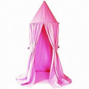 Hanging Tent Multi-Stripe (Rose) - Win Green (10084)