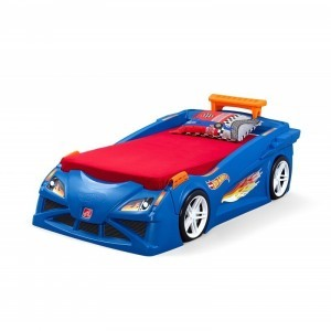 Hot Wheels Race Car Bed - Step2 (854600)