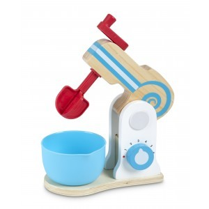 Houten Make-a-cake Mixer Set - Melissa & Doug (19840)