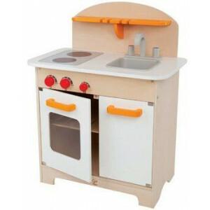 Houten keuken wit - Hape