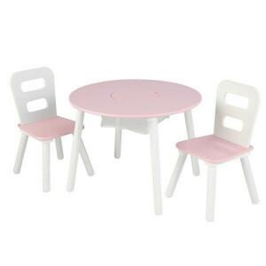 Kinder meubelset (Roze) - Kidkraft (26165)
