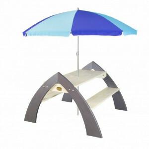 Picknicktafel + Parasol Kylo XL - AXI (A031.022.00)