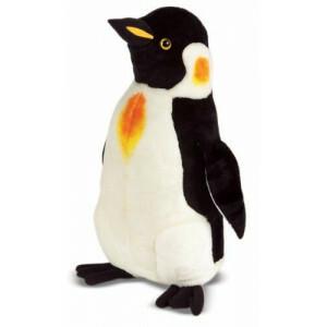 Grote pluche pinguin Eldon