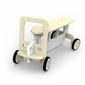 Auto Benek White Rider
