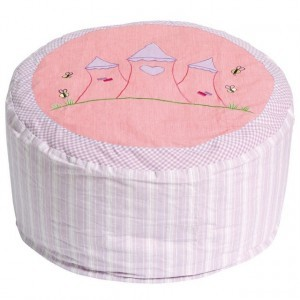 Princess Castle Cottage Bean Bag - Win Green (PCBB)