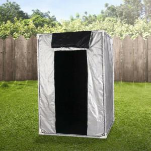 1.2m x 1.8m Donkere Den Tent – Giant