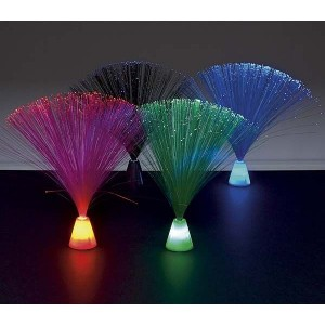 Mini-Glasvezel Lampen (set van 4)