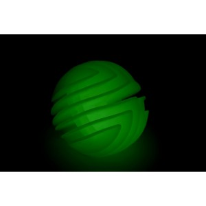 Glow in Dark Flexi Bal