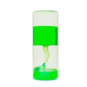 Mini Sensory OOZE Tube Liquid Timer UV-effect