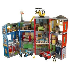 Speelgoedset voor Grote kleine helden - Kidkraft (63239)