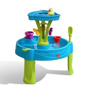 Summer Showers Splash Tower Watertafel - Step 2 (897400)