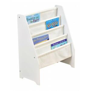 Witte houten boekenkast (TF4912)