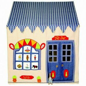 Toy Shop Playhouse Speeltent (klein) - Win Green (1110)