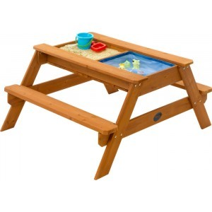 Zandbak - Watertafel - Picknicktafel - Plum